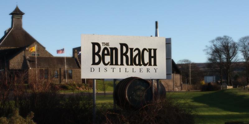 Ben Riach Distillery