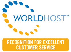 WorldHost Accreditation